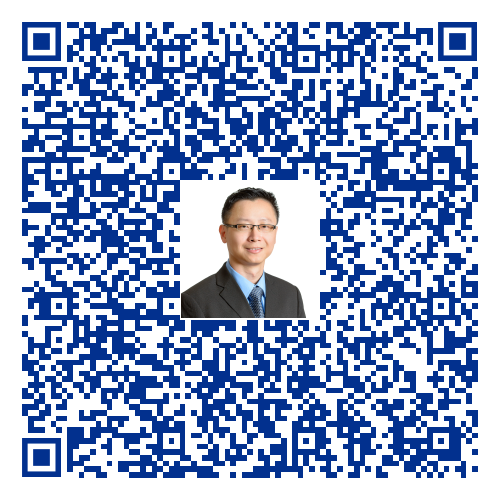 Click here and scan for my vCard