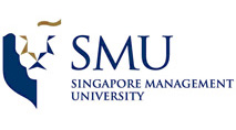 Singapore Management University Logo : courtesy of SMU